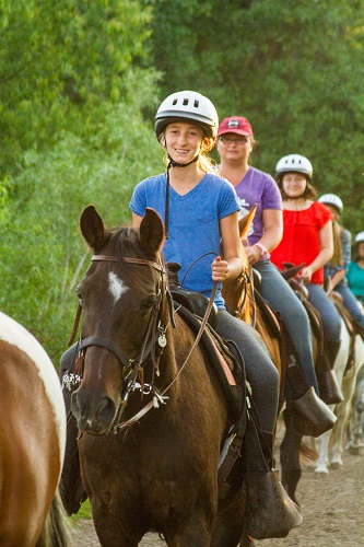 paradise ranch - horse camps and retreats