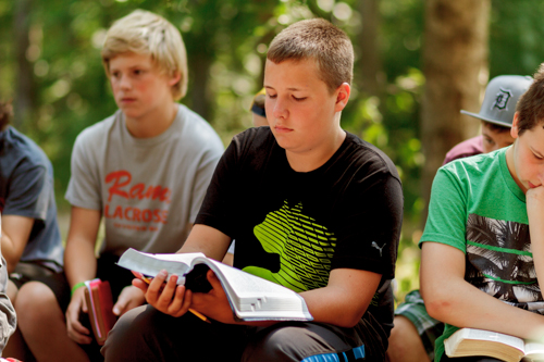christian summer camps for boys