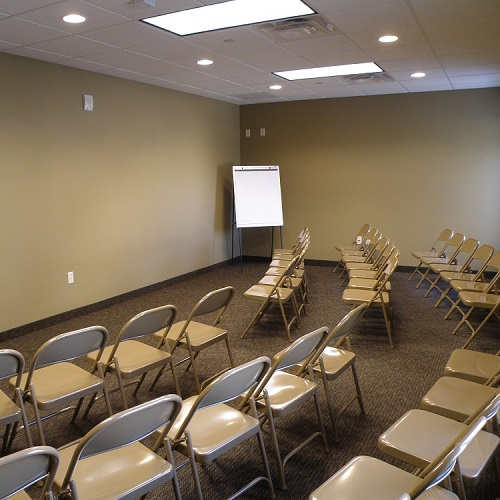 small group meeting rooms