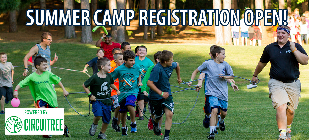 summer registration open