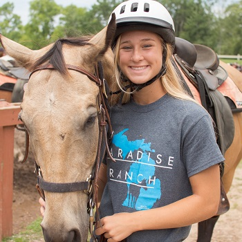 horse camps for high school in michigan
