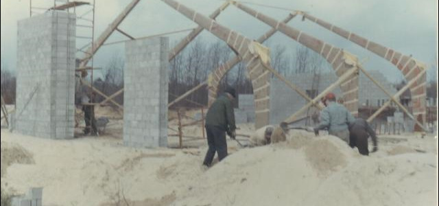 Building the Original Chapel