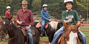 Parent-Child Ranch Retreat